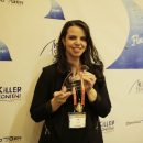 Kim Brooks, Associate Director, Provider Marketing, Optum nabs a KCA Finny for Interactive Content.